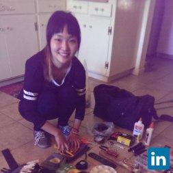 Fiona Wang's Profile on Staff Me Up