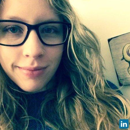 Eden Seiferheld's Profile on Staff Me Up