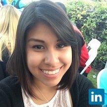 Jillianna Velarde's Profile on Staff Me Up
