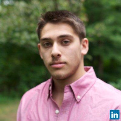 Matthew Goldstein's Profile on Staff Me Up