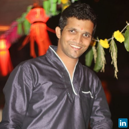 Amey Rasam's Profile on Staff Me Up