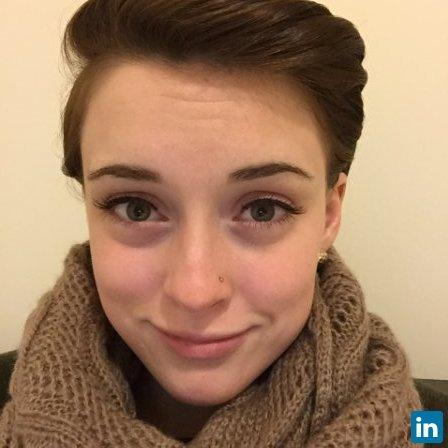 Lydia Hall's Profile on Staff Me Up