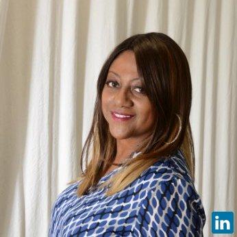 Adrienne Barron's Profile on Staff Me Up