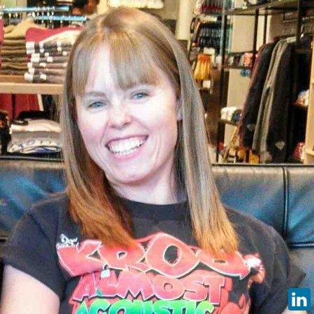 Jessica Bauer's Profile on Staff Me Up