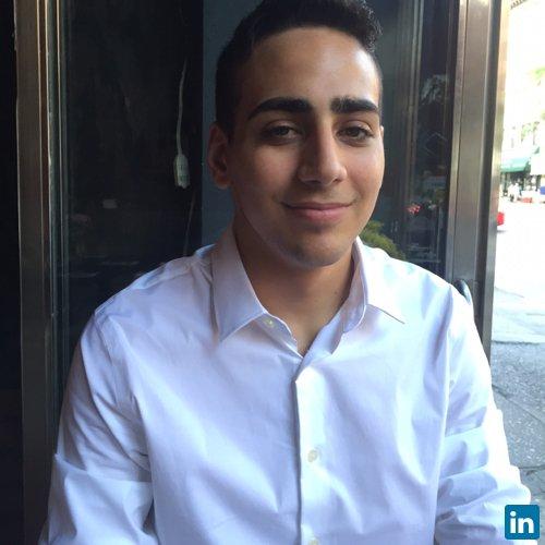 Kareem Yaghnam's Profile on Staff Me Up