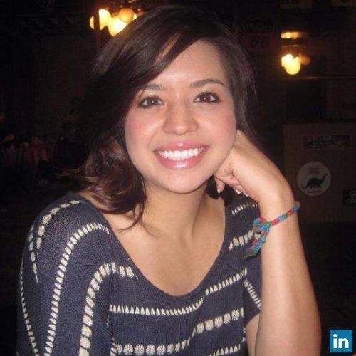 Christina Mayorga's Profile on Staff Me Up
