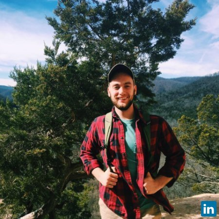 Brandon Simpson's Profile on Staff Me Up