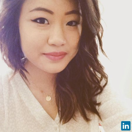 Jessica Liu's Profile on Staff Me Up