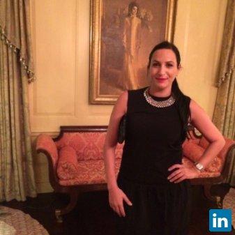 Samantha Jacobson's Profile on Staff Me Up