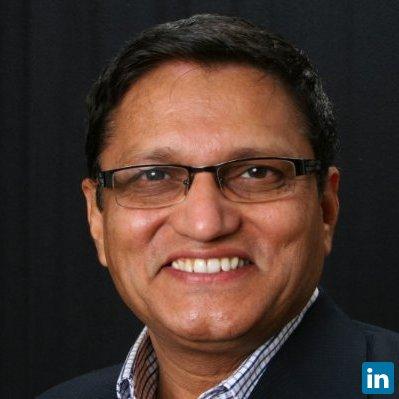Rajiv Shah's Profile on Staff Me Up