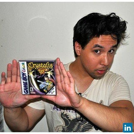 Kris Caballero's Profile on Staff Me Up