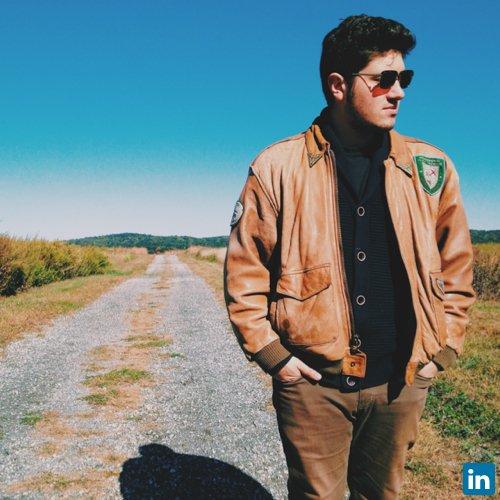 Aaron Schneeberger's Profile on Staff Me Up