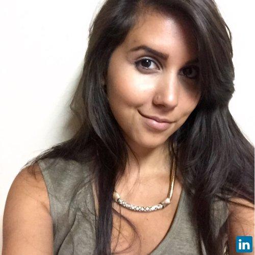 Nathalie Fernandes's Profile on Staff Me Up