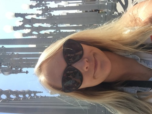 Jessica Page's Profile on Staff Me Up