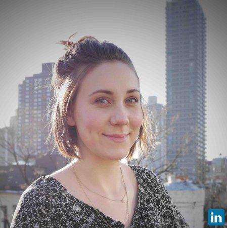 Kerin Ostrander's Profile on Staff Me Up