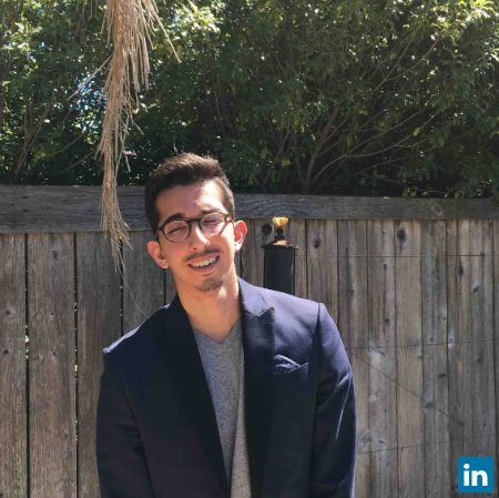 Andres Calderon's Profile on Staff Me Up
