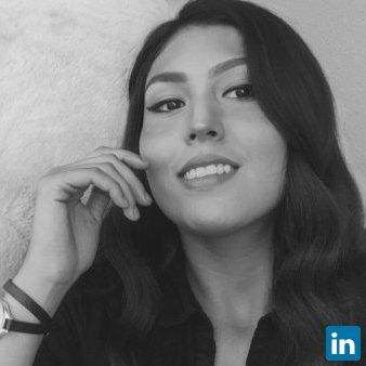 Jeslie Martinez's Profile on Staff Me Up