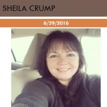 Sheila Crump's Profile on Staff Me Up
