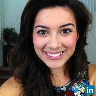 Sarah Javier's Profile on Staff Me Up