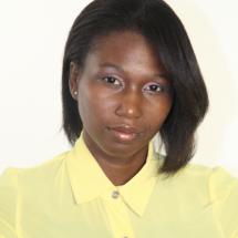 Brittney Jackson's Profile on Staff Me Up