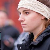 Kristen Caron's Profile on Staff Me Up