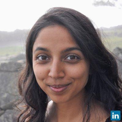 Meera Joshi's Profile on Staff Me Up