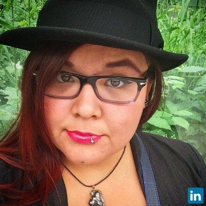 Rose Stiffarm's Profile on Staff Me Up