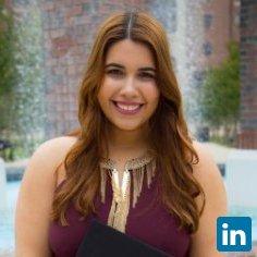 Alexandra Pina's Profile on Staff Me Up
