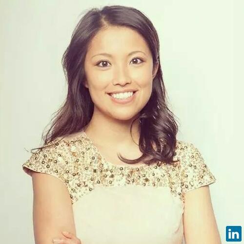Kathy Trinh's Profile on Staff Me Up