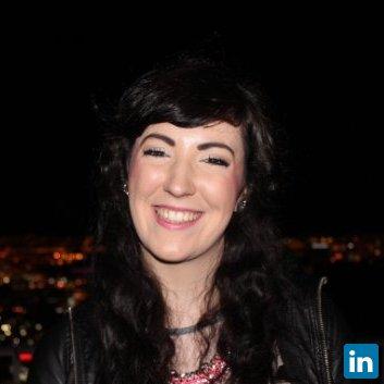 Samantha Muirhead's Profile on Staff Me Up