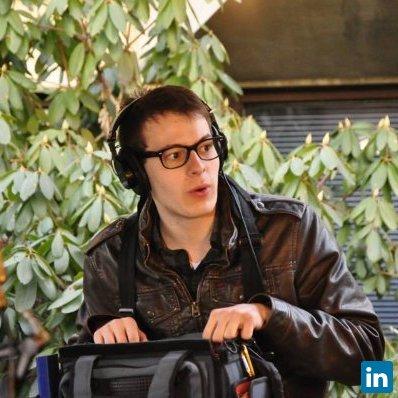 Jared Jenevein's Profile on Staff Me Up