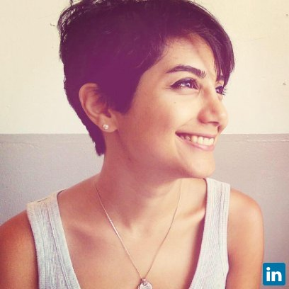 Azadeh Navai's Profile on Staff Me Up