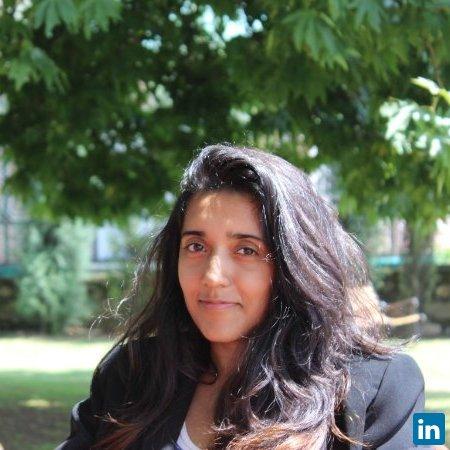 Sumedha Gupta's Profile on Staff Me Up