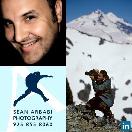 Sean Arbabi's Profile on Staff Me Up