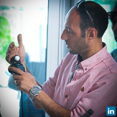 Hazem El Etre's Profile on Staff Me Up