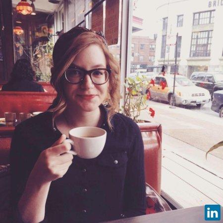 Sarah Jo White's Profile on Staff Me Up