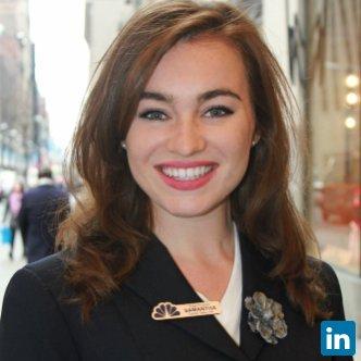 Samantha Palumbo's Profile on Staff Me Up