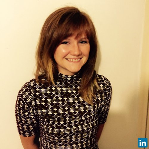 Hannah Ford's Profile on Staff Me Up
