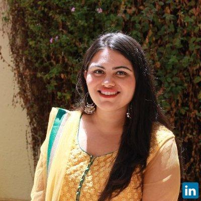 Aashka Pandya's Profile on Staff Me Up