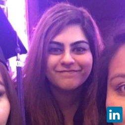 Ayesha Aslam's Profile on Staff Me Up
