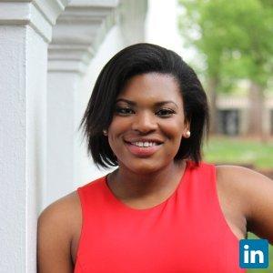 Lauryn Washington's Profile on Staff Me Up