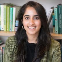 Anisha Wadhwani's Profile on Staff Me Up