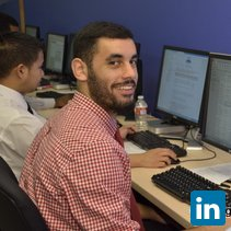 Alex Rashdan's Profile on Staff Me Up