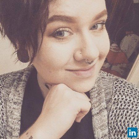 Lindsay Sprague's Profile on Staff Me Up