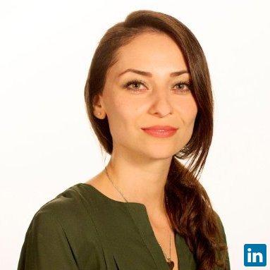 ZARINA MAGDESSIAN's Profile on Staff Me Up