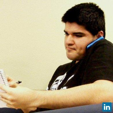 Michael Gonzalez's Profile on Staff Me Up