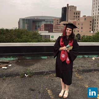 Marissa Erdelyi's Profile on Staff Me Up