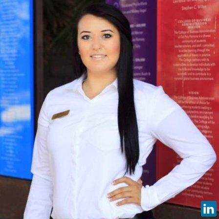 Jasmine Moreno's Profile on Staff Me Up