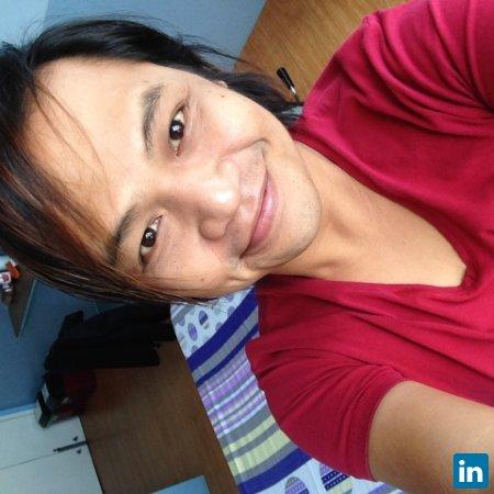 Christian Paul Balandra's Profile on Staff Me Up