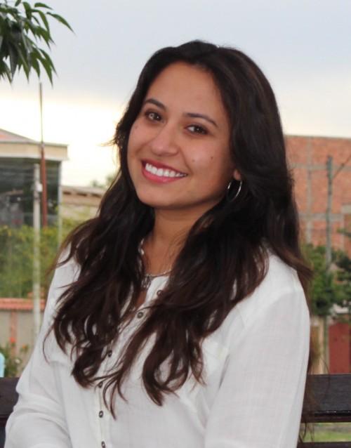 Vanessa Ortiz's Profile on Staff Me Up